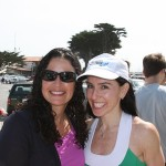Deena Shapiro.Stacia Firestone.Run For Teachers 2011.May 22 2011.v1