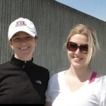 Erin Finnigan and friend.RFT 5.22.11.v1