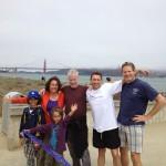 Rafi, Gidi and Nadine Batya.Matt Sharp.Steven Lurie.Bill Demas.Run For Teachers 7.15.12.v1