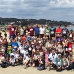 Run for Teachers 2015 group photo
