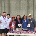 Family at Run for Teachers.9.11.16